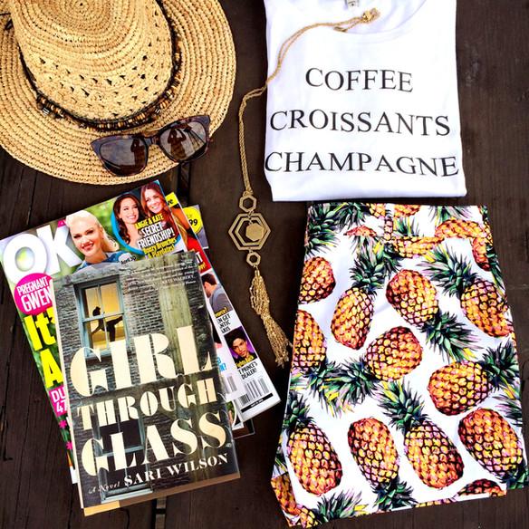 Summer Vacation Fashion Essentials