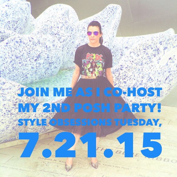 Hosting My 2nd Posh Party!!