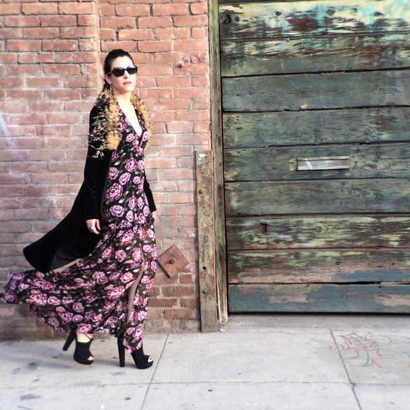 12 Thrifting Hacks or How to Score an Amazing Velvet Coat