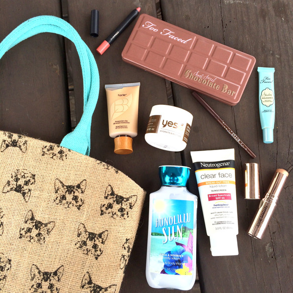 9 Beauty Products You Need for Summer