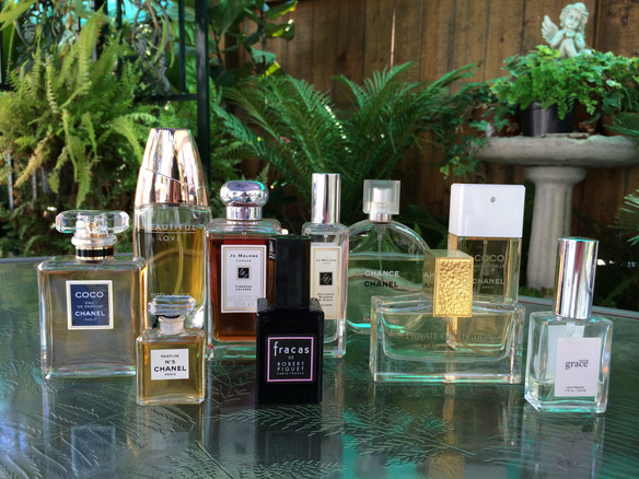 Top 10 Grown Woman Perfumes