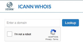 Whois - not as helpful anymore
