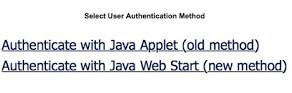 USPTO - Java Web Start primer