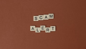 How to report a trademark scam