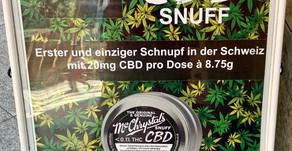 CBD in tobacco