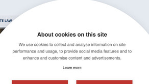 Deny All cookies