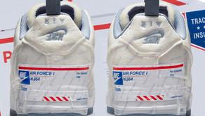 Did the US Postal Service make a shoe?