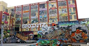Whitewashing graffiti can be expensive