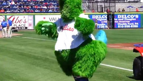 The new and improved Philadelphia Phanatic - Different enough?
