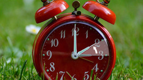 Daylight Saving Time ends in Europe on October 31