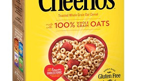 Yellow for Cheerios