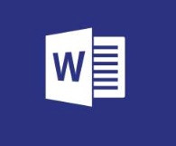 MS Word - Using the date field