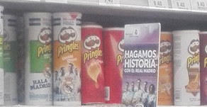 A new Pringles container