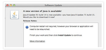 USPTO and Java v8 update 91 build 14 | Intellectual Property | New