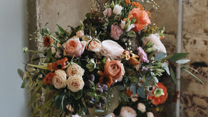 If you weren't sure - arranging flowers is not patentable