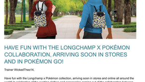 Cross marketing in Pokemon Go
