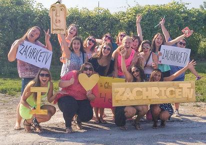 ZachRiceTV Fans