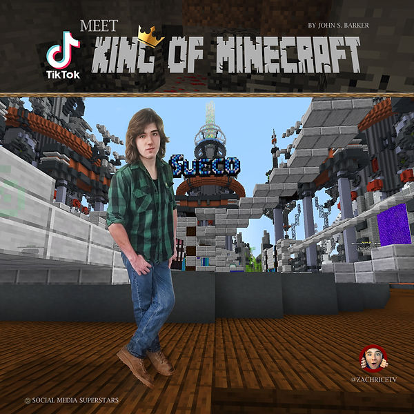 King of Minecraft - ZachRiceTV