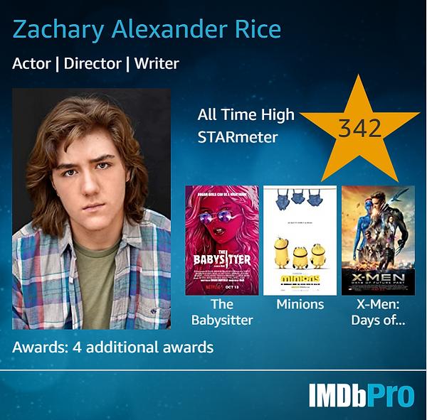 Zach Rice 2020 Imdb Pro.png