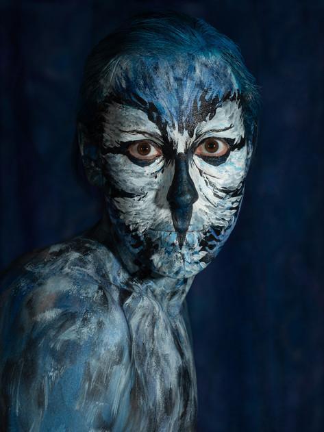 Zoomorphic #29 (Blue Jay), 2019