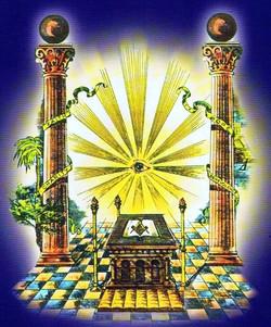 Simbolo Maconico 124