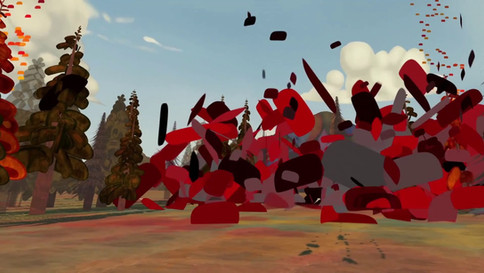 Unceded Territories Virtual Reality