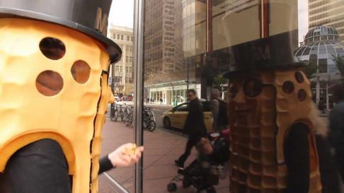 Becoming Mr. Peanut (2013)