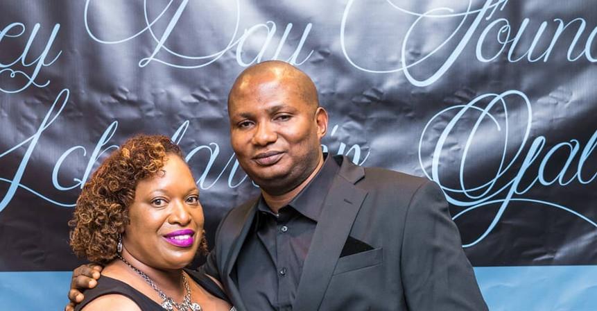Mr. & Mrs. Ope