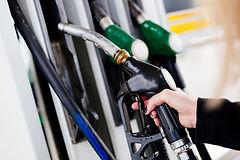 Petroleum, forecourt, Petrol pumps
