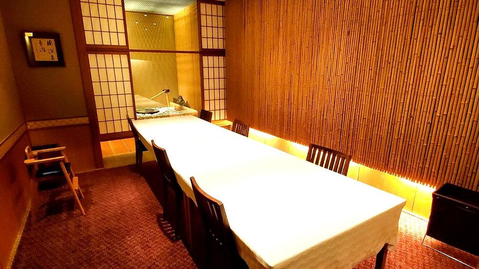 会席料理-大志満横浜顔合せプラン(6名様)