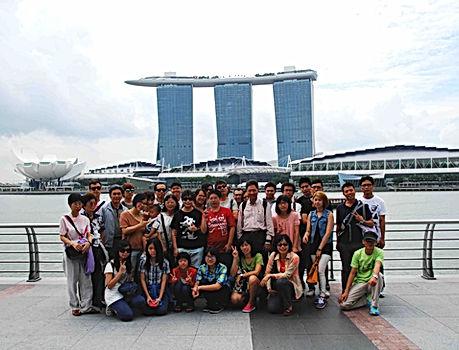 巨鑫,員工旅遊,新加坡,活性碳