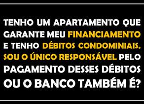 #QUESTÃO IMOBILIÁRIA 12 – alienação fiduciária e débitos condominiais
