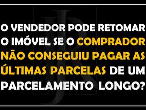 #QUESTÃO IMOBILIÁRIA 21 – adimplemento substancial