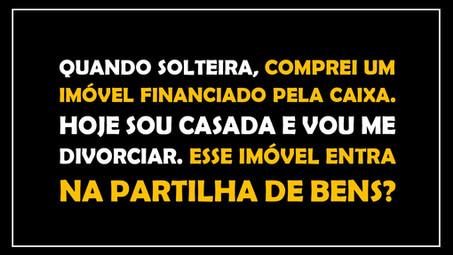 #QUESTÃO IMOBILIÁRIA 08 – comunicação de bens