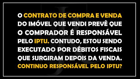 #QUESTÃO IMOBILIÁRIA 28 - IPTU