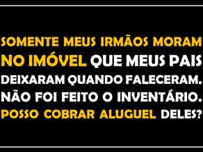 #QUESTÃO IMOBILIÁRIA 09 – arbitramento de aluguéis