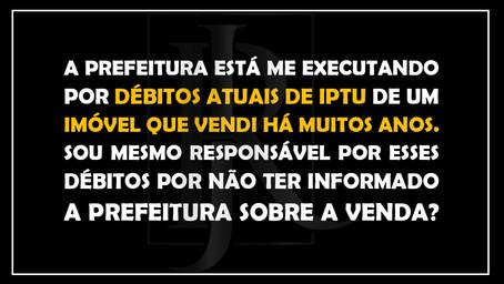 #QUESTÃO IMOBILIÁRIA 25 -  execução fiscal