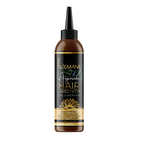 Ayurvedic Hair Growth Oil Cocktail
