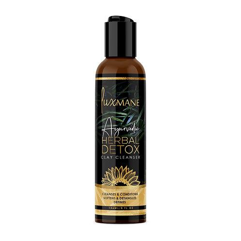 Ayurvedic Herbal Detox Clay Cleanser