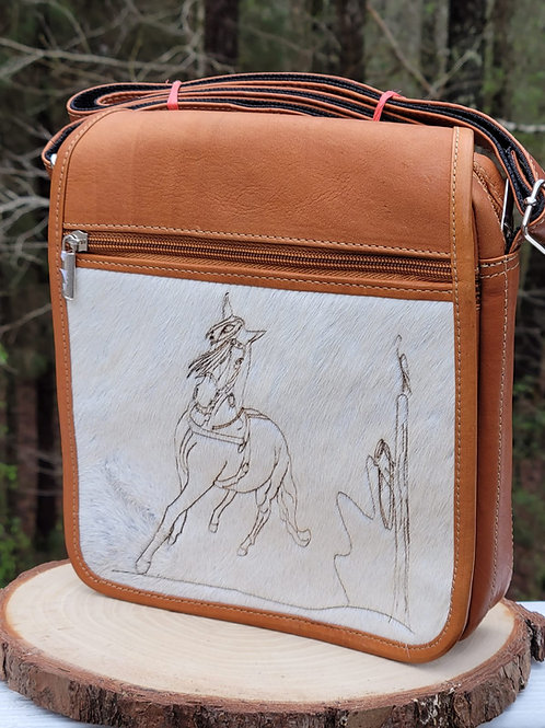Leather bags for men Adventure.
