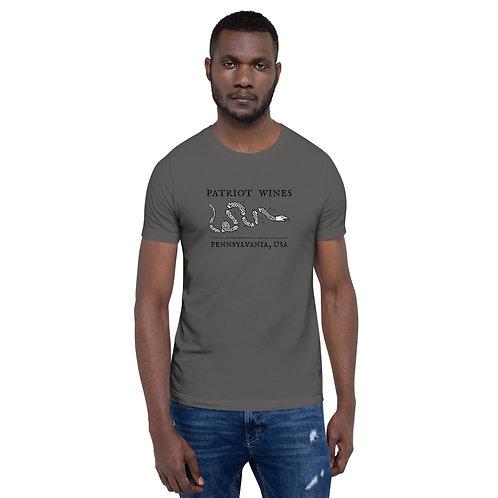 Patriot Pennsylvania Short-Sleeve Unisex T-Shirt