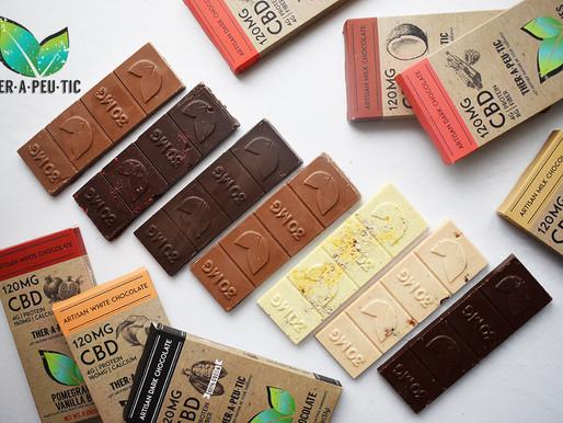 TheraTreats CBD Chocolates