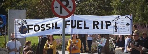 School strike for climate Greystonespg