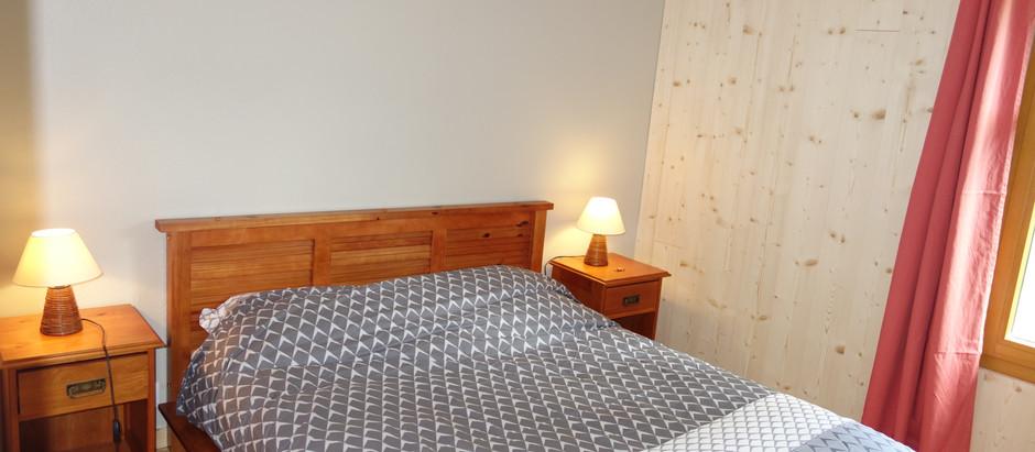 Troisième chambre : le calme et la sérénité pour se reposer...