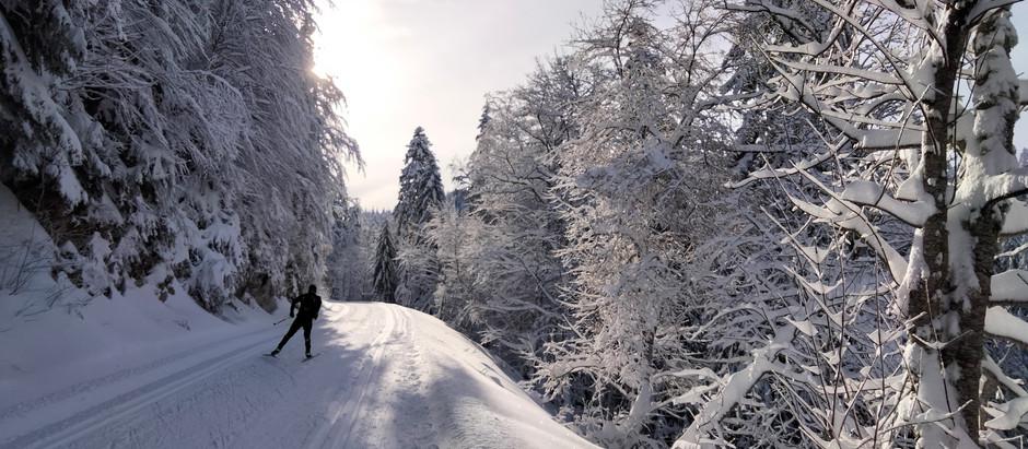 Des conditions nordiques pour le fond !