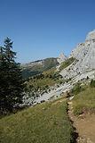 Sentier Perronard