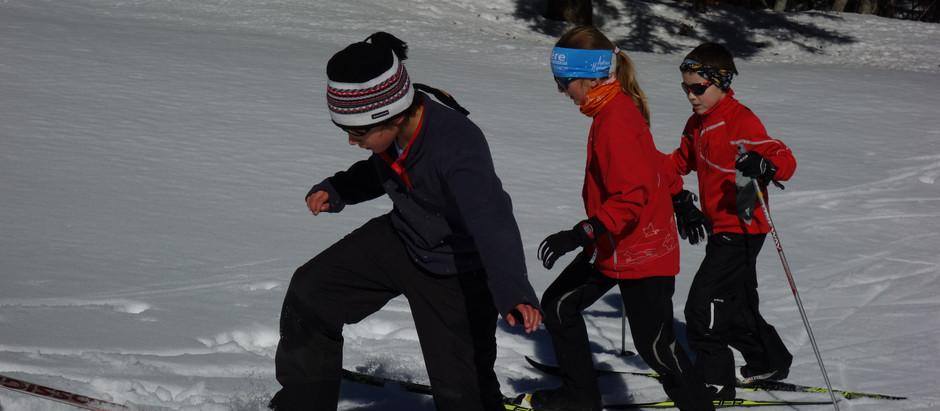 Ski Nordique aux Narces à Méaudre