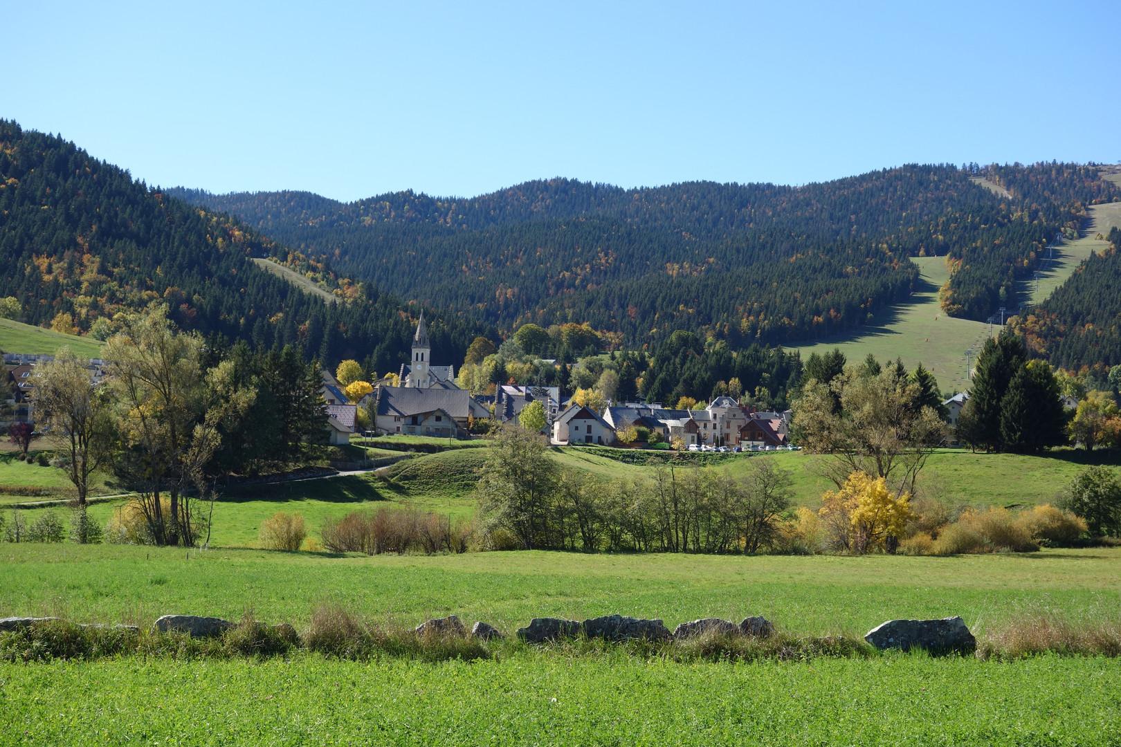 Village de Méaudre
