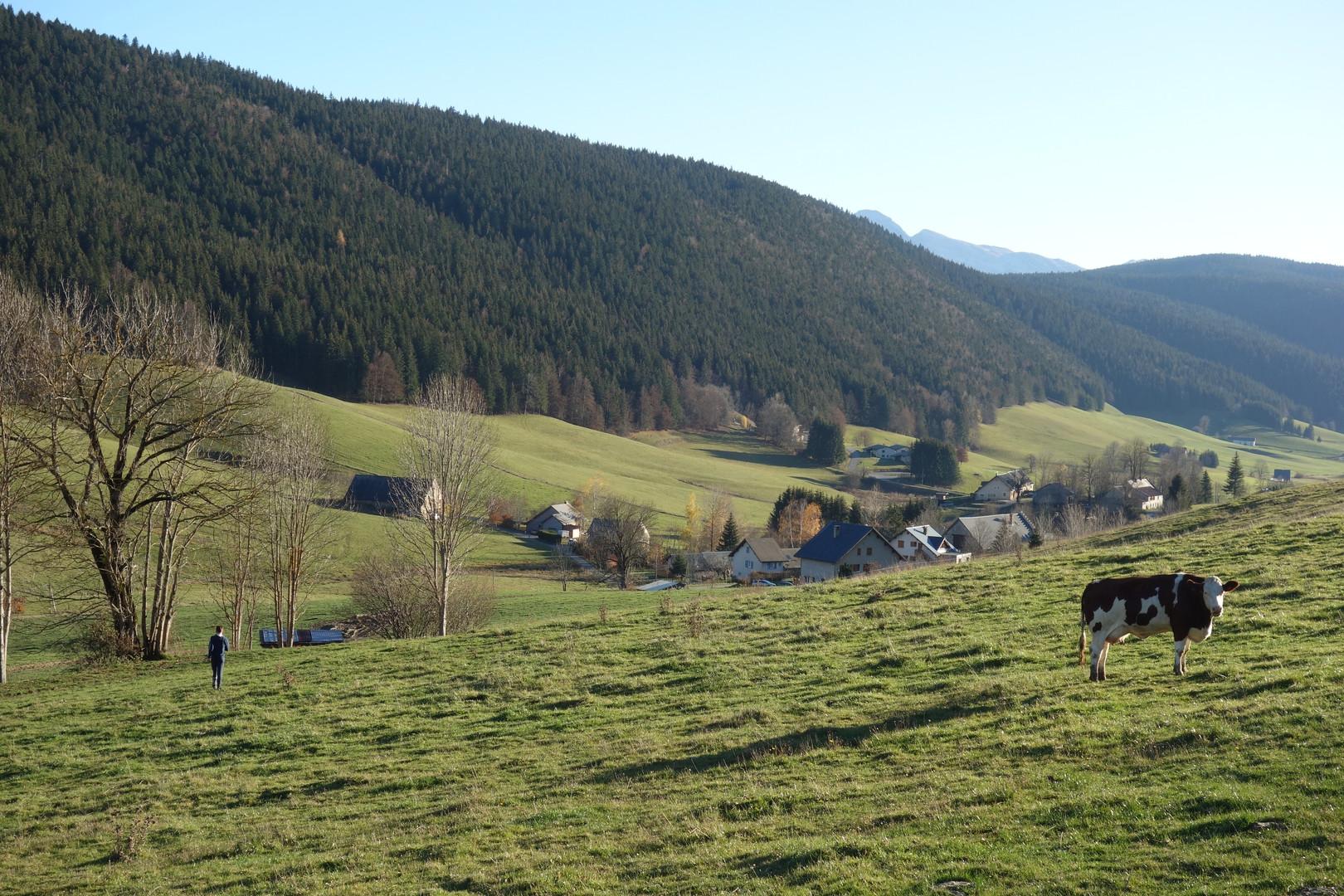 Hameau La Bourrière