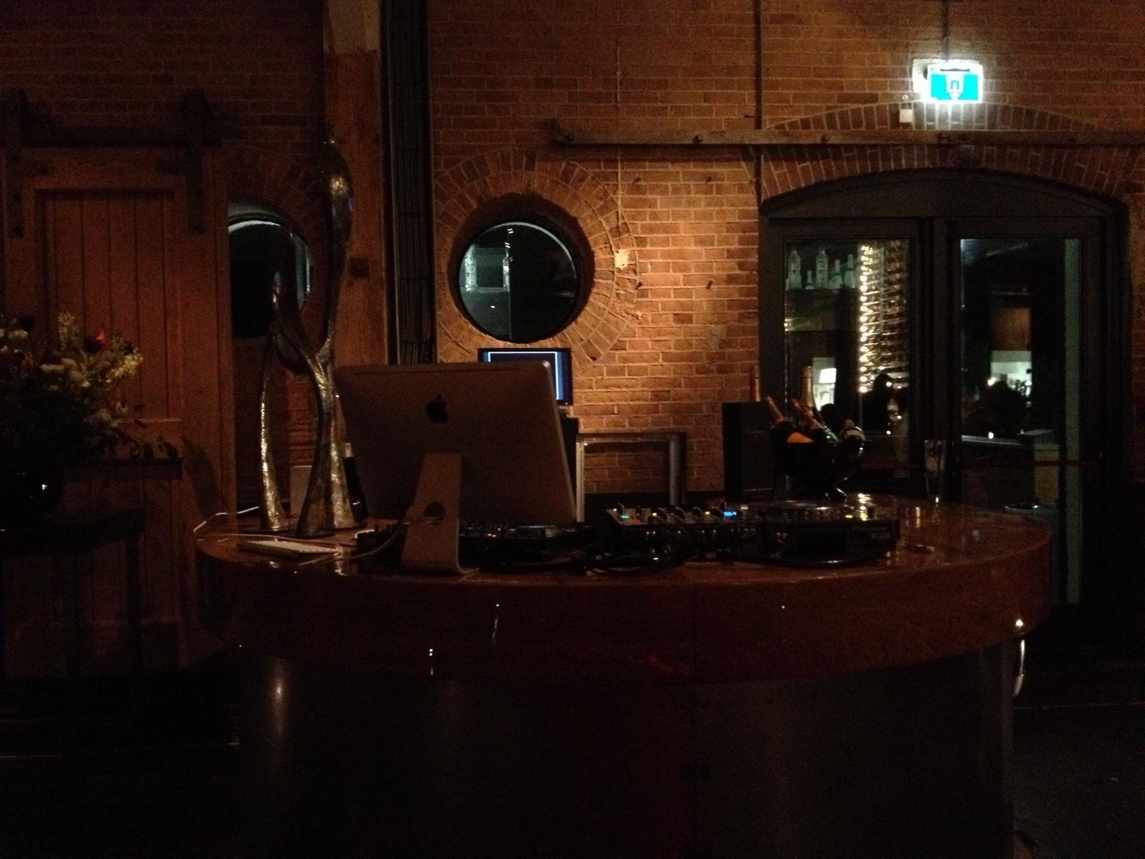 DJ Booth - DJ XLR @ The Harbour Club Adam.JPG